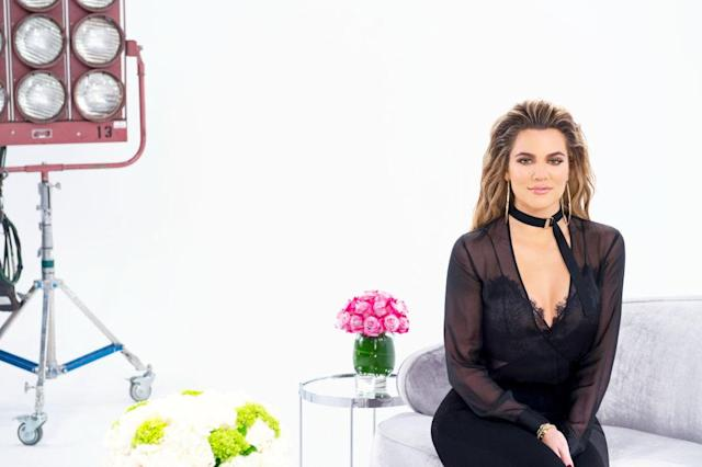 Khloe Kardashian reveals a body insecurity during 'Revenge Body' season premiere. (Photo by: Nicole Weingart/E! Entertainment/NBCU Photo Bank)