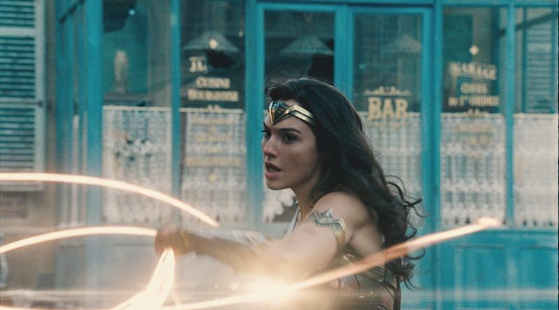 "One of the Amazon Warriors from ""Wonder Woman"" just revealed the *most* difficult part of filming"