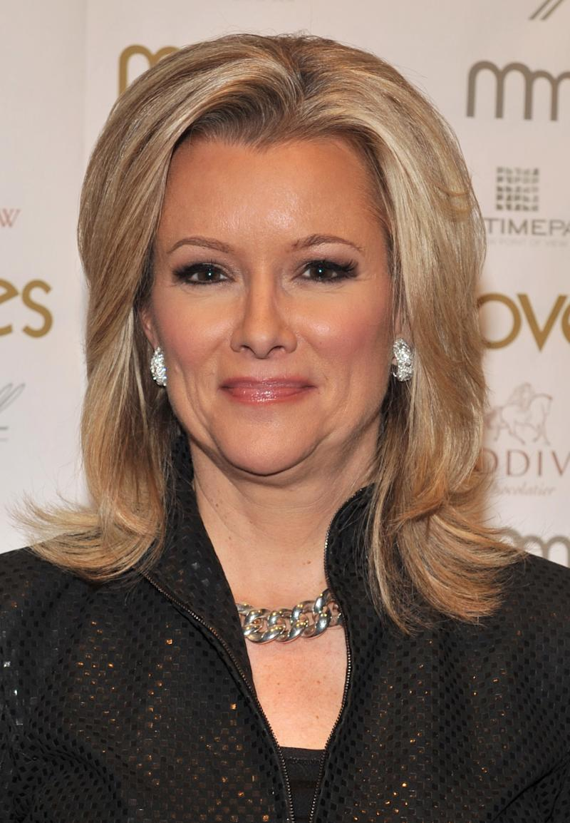 Gerri Willis of Fox Business Network (pictured in 2010) has opened up about her plans to get a hysterectomy after pre-cancer cells were found on her cervix. (Photo: Henry S. Dziekan III/Getty Images)