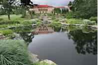 """<p>Let's be real: The men in your life aren't going to get excited about garden strolls at the <u><a href=""""https://philbrook.org/"""" rel=""""nofollow noopener"""" target=""""_blank"""" data-ylk=""""slk:Philbrook"""" class=""""link rapid-noclick-resp"""">Philbrook</a></u> art center anytime soon. But you and your friends will love exploring the Monet-like landscapes and venturing inside the museum's interior, which boasts first-class art from around the world. Afterwards, wander the hip Brady Arts District (Tulsa native Woody Guthrie would dig it) and catch a show together at <a href=""""http://www.cainsballroom.com/"""" rel=""""nofollow noopener"""" target=""""_blank"""" data-ylk=""""slk:Cain's Ballroom"""" class=""""link rapid-noclick-resp""""><u>Cain's Ballroom</u></a>. Local tip: Pre-game with a beer flight at <a href=""""http://www.prairiepub.com/"""" rel=""""nofollow noopener"""" target=""""_blank"""" data-ylk=""""slk:The Prairie Brewpub"""" class=""""link rapid-noclick-resp""""><u>The Prairie Brewpub</u></a>, which has an impressive roster of OK-made beer.</p><p><strong><em>For more information, visit </em></strong><a href=""""http://www.visittulsa.com/"""" rel=""""nofollow noopener"""" target=""""_blank"""" data-ylk=""""slk:VisitTulsa.com"""" class=""""link rapid-noclick-resp""""><strong><em>VisitTulsa.com</em></strong></a><strong><em>.</em></strong></p>"""