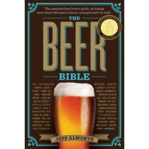 <p>Every beer-lover should have <span>The Beer Bible</span> ($16).</p>