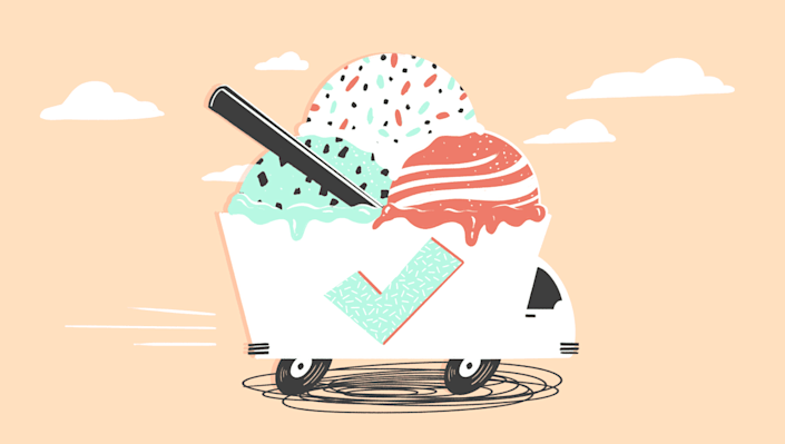 Beat the heat with these ice cream delivery services