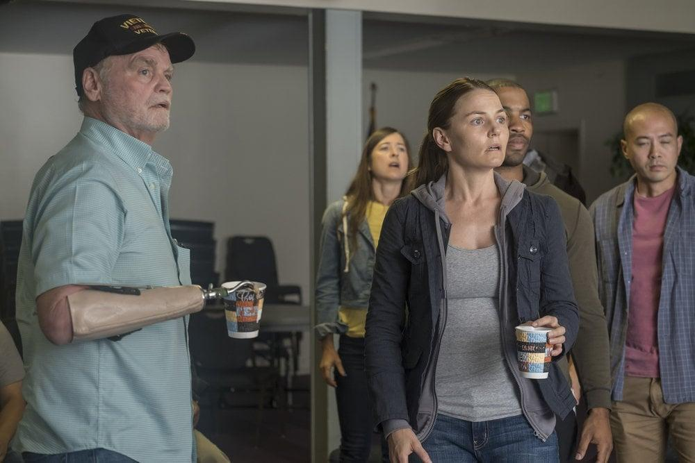 <p>It could be possible that the introduction of Cassidy's character is simply a means to help Nicky get to the place we seem him in the flash-forward. The last time we see Nicky in season three, he is still struggling with his alcoholism and hasn't yet come to terms with his PTSD from Vietnam. Perhaps Nicky and Cassidy will join forces to help each other work through their issues. She could even be the key to helping Nicky mend his relationship with his family, just like she wants to mend her relationship with her husband and son.</p>
