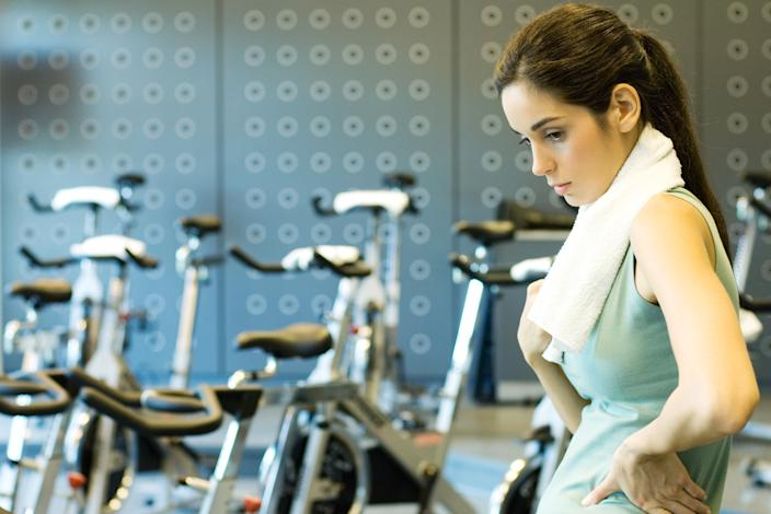 One on three women would prefer to go to a women's only gym. [Photo: Getty]