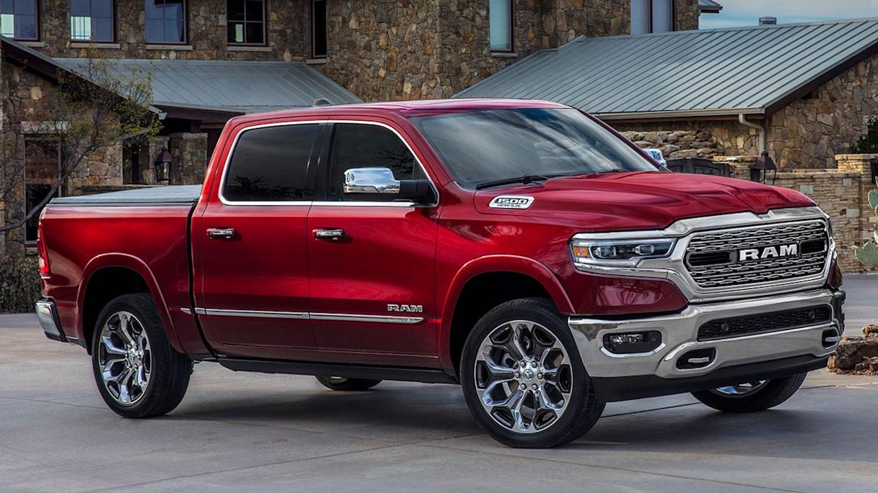 <p><strong>Average 5-year depreciation: 45.2%</strong></p> <p>The current Ram 1500 is our favorite fullsize pickup truck, and the 2014 model was pretty good, too. Still, it depreciates more than the pickup truck average, losing over 45 percent of its value after five years of ownership.</p> <p>2014 was the first year that Ram offered a so-called light-duty diesel engine in its 1500 pickup truck. The EcoDiesel engine's 420 pound-feet of torque allowed for a maximum tow rating of 9,200 pounds. When not towing, the 3.0-liter diesel engine offers relaxed manners and comparatively strong fuel efficiency.</p>