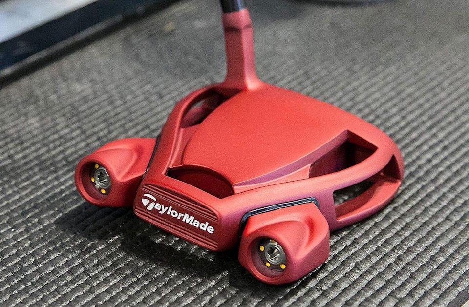Jason Day's TaylorMade putter