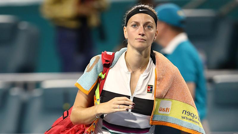 Kvitova 'glad it's over' after knife attacker sentenced to eight years