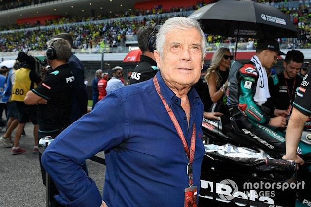 "Giacomo Agostini <span class=""copyright"">Gold and Goose / Motorsport Images</span>"