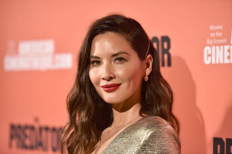 """The Predator lead actress Olivia Munn said she felt """"isolated"""" after calling for a sex offender to be cut from the film"""
