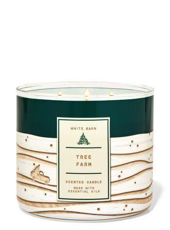 "<p><strong>Bath & Body Works</strong></p><p>bathandbodyworks.com</p><p><strong>$24.50</strong></p><p><a href=""https://www.bathandbodyworks.com/p/tree-farm-3-wick-candle-026182168.html"" rel=""nofollow noopener"" target=""_blank"" data-ylk=""slk:Shop Now"" class=""link rapid-noclick-resp"">Shop Now</a></p><p>Oh, she's nice. Like, NICE nice. I grew up in New York City so I never got to experience the whole giant tree farm thing that is basically Taylor Swift's entire holiday aesthetic, but I think I get it now? </p>"