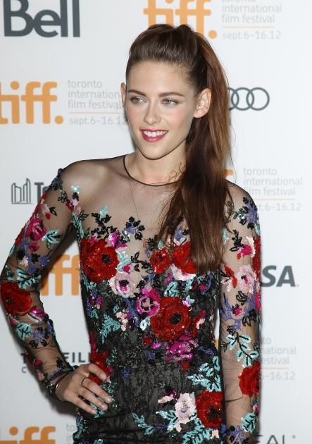 Kristen Stewart arrives at 'On The Road' premiere during the 2012 Toronto International Film Festival held at Ryerson Theatre on September 6, 2012 in Toronto -- Getty Images