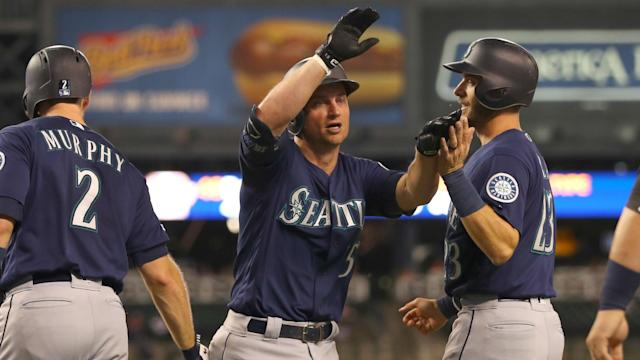 Kyle Seager stepped up to lead the Seattle Mariners past the Detroit Tigers in MLB.