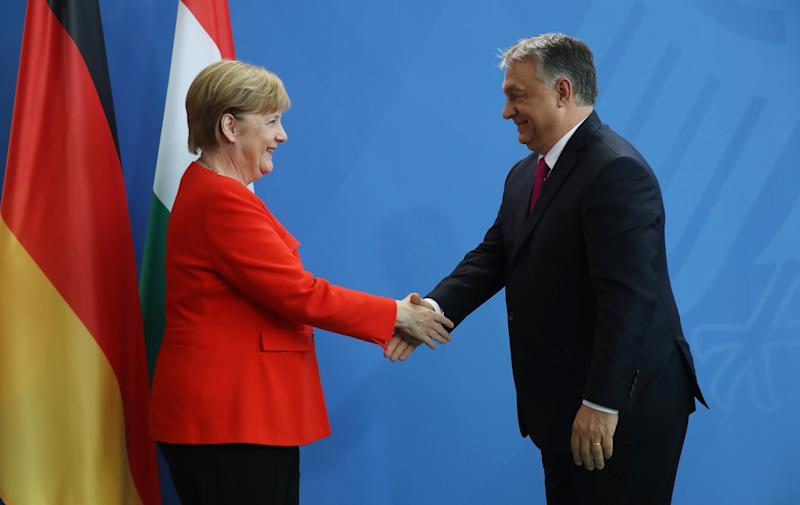 Hungary Is Happy to Be Germany's Gatekeeper