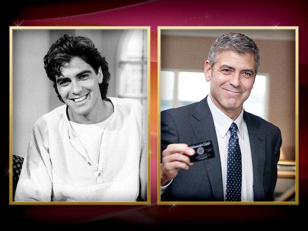 """George Clooney — The man makes everything look effortless, but there's no doubt Clooney paid his acting dues. He appeared on dozens of TV shows in the '80s and '90s (including 17 episodes of """"<a href=""""http://tv.yahoo.com/the-facts-of-life/show/30336"""" rel=""""nofollow"""">The Facts of Life</a>,"""" pictured) before breaking out as Dr. Doug Ross on NBC's hit medical drama """"<a href=""""http://tv.yahoo.com/er/show/30263"""" rel=""""nofollow"""">ER</a>."""" Nowadays, Clooney is winning acclaim for his film roles, most recently scoring a Best Actor nomination for 2009's """"Up in the Air."""""""