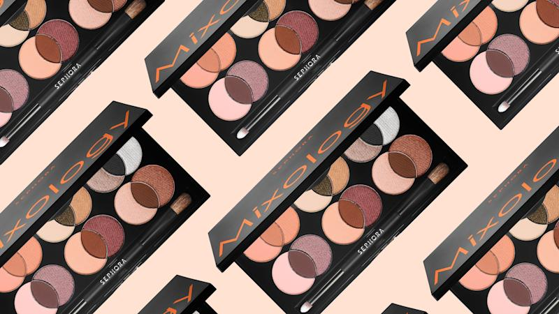 Sephora Collection Mixology Eyeshadow Palette Is Almost Too Easy to Use