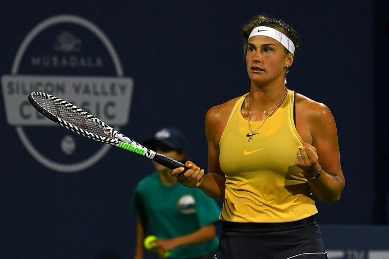 Sabalenka and Zheng to contest San Jose final