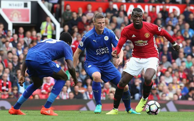Leicester City are currently due to host Manchester United on December 23 - Getty Images