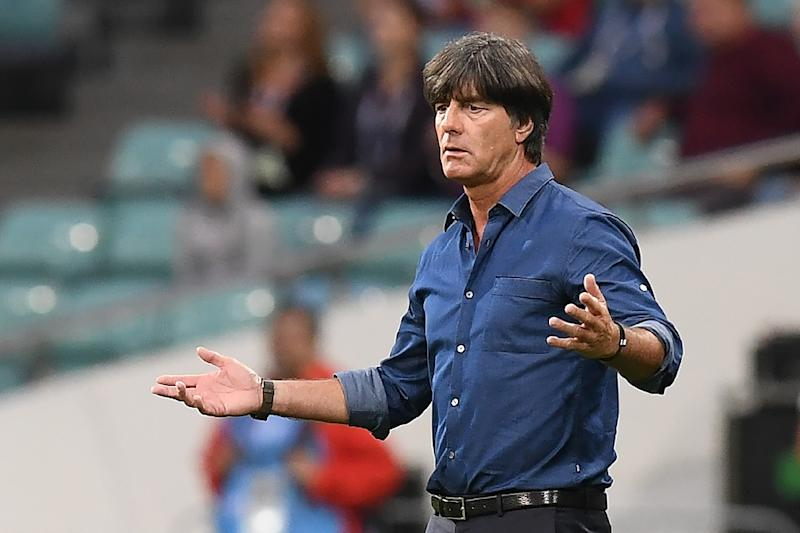 Confederations Cup is a gift for Germany gaffer Joachim Loew