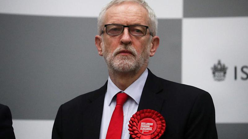 UK Labour Party suspends former leader Corbyn in wake of anti-Semitism report