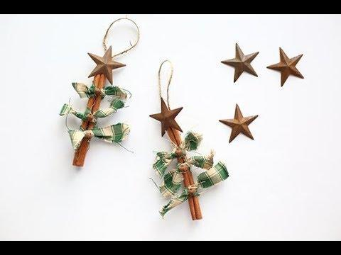 """<p>These rustic <a href=""""https://www.countryliving.com/diy-crafts/g23493466/cinnamon-ornaments/"""" rel=""""nofollow noopener"""" target=""""_blank"""" data-ylk=""""slk:cinnamon ornaments"""" class=""""link rapid-noclick-resp"""">cinnamon ornaments</a> take just 15 minutes to craft and will make your house smell like Christmas.</p><p><a class=""""link rapid-noclick-resp"""" href=""""https://www.amazon.com/Darice-1075-Cinnamon-Sticks-inches/dp/B01N7CEEPR/?tag=syn-yahoo-20&ascsubtag=%5Bartid%7C10050.g.1070%5Bsrc%7Cyahoo-us"""" rel=""""nofollow noopener"""" target=""""_blank"""" data-ylk=""""slk:SHOP CINNAMON STICKS"""">SHOP CINNAMON STICKS</a><br></p><p><a href=""""https://www.youtube.com/watch?v=pFxRX9K_JZY"""" rel=""""nofollow noopener"""" target=""""_blank"""" data-ylk=""""slk:See the original post on Youtube"""" class=""""link rapid-noclick-resp"""">See the original post on Youtube</a></p><p><a href=""""https://www.youtube.com/watch?v=pFxRX9K_JZY"""" rel=""""nofollow noopener"""" target=""""_blank"""" data-ylk=""""slk:See the original post on Youtube"""" class=""""link rapid-noclick-resp"""">See the original post on Youtube</a></p><p><a href=""""https://www.youtube.com/watch?v=pFxRX9K_JZY"""" rel=""""nofollow noopener"""" target=""""_blank"""" data-ylk=""""slk:See the original post on Youtube"""" class=""""link rapid-noclick-resp"""">See the original post on Youtube</a></p><p><a href=""""https://www.youtube.com/watch?v=pFxRX9K_JZY"""" rel=""""nofollow noopener"""" target=""""_blank"""" data-ylk=""""slk:See the original post on Youtube"""" class=""""link rapid-noclick-resp"""">See the original post on Youtube</a></p><p><a href=""""https://www.youtube.com/watch?v=pFxRX9K_JZY"""" rel=""""nofollow noopener"""" target=""""_blank"""" data-ylk=""""slk:See the original post on Youtube"""" class=""""link rapid-noclick-resp"""">See the original post on Youtube</a></p><p><a href=""""https://www.youtube.com/watch?v=pFxRX9K_JZY"""" rel=""""nofollow noopener"""" target=""""_blank"""" data-ylk=""""slk:See the original post on Youtube"""" class=""""link rapid-noclick-resp"""">See the original post on Youtube</a></p><p><a href=""""https://www.youtube.com/watch?v=pFxRX9K_JZY"""" rel=""""nofollow noopener"""" target=""""_blank"""" d"""