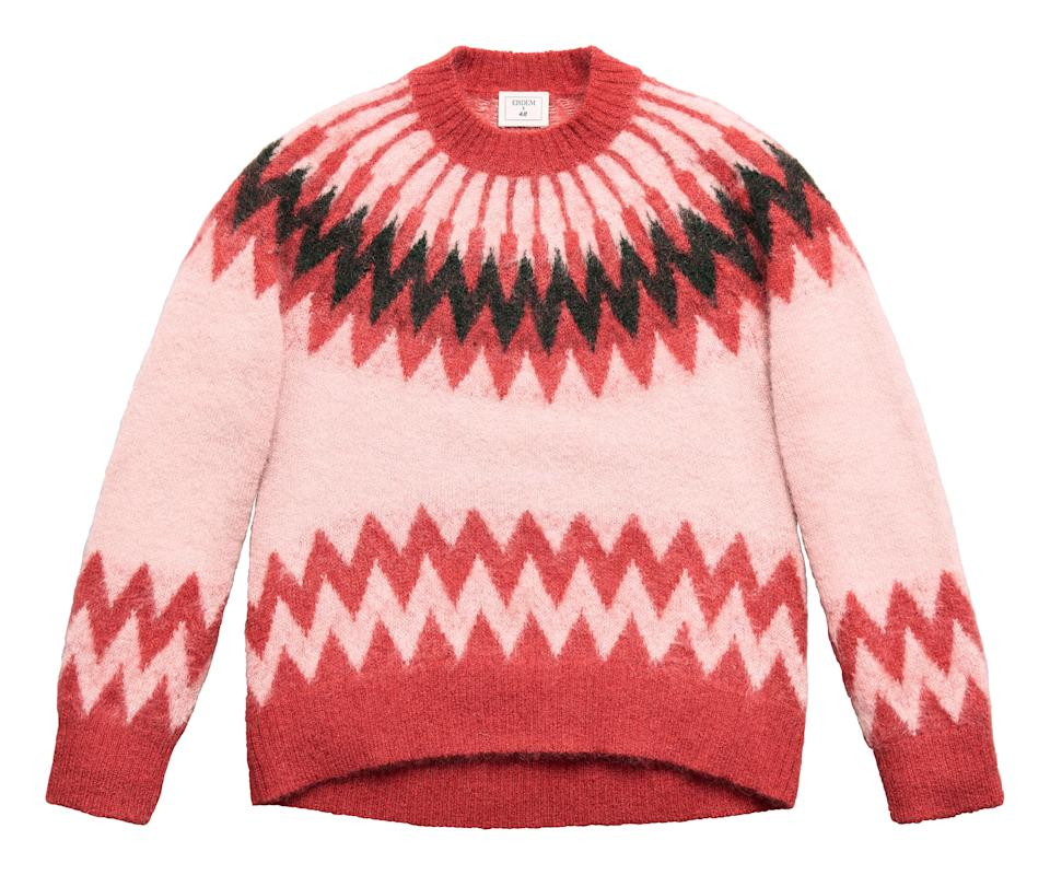 """<p>As winter approaches, there is no better time to hunt for this season's must-have knits. And we think we may have just found our first purchase. <em><a rel=""""nofollow noopener"""" href=""""http://www2.hm.com/en_gb/index.html"""" target=""""_blank"""" data-ylk=""""slk:H&M"""" class=""""link rapid-noclick-resp"""">H&M</a>, £99</em> </p>"""