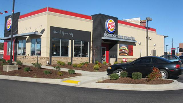 Burger King Launches New Look, Menu
