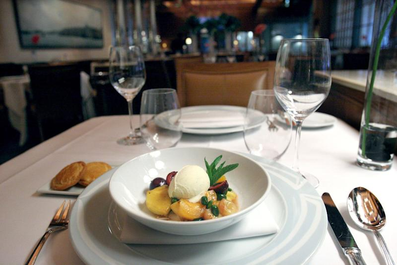 No changes at the top for Michelin Guide New York