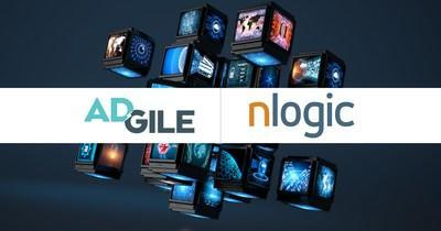 A new partnership bringing real-time TV advertising performance management to Canada (CNW Group/NLogic)