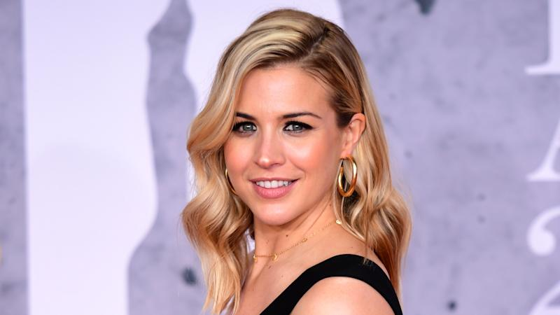 Gemma Atkinson attending the Brit Awards 2019 at the O2 Arena, London (PA)