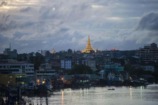 Myanmar mob torches mosque as religious tensions spike