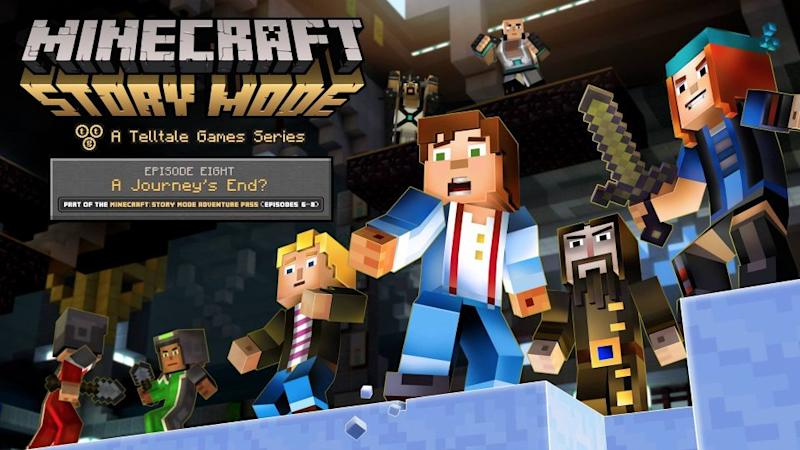 Netflix is adding an interactive 'Minecraft' story to its lineup, denies entry into gaming