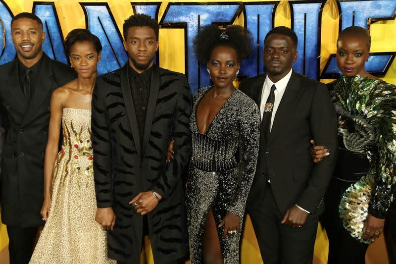 Current events push 'Black Panther,' Fox News to big ratings