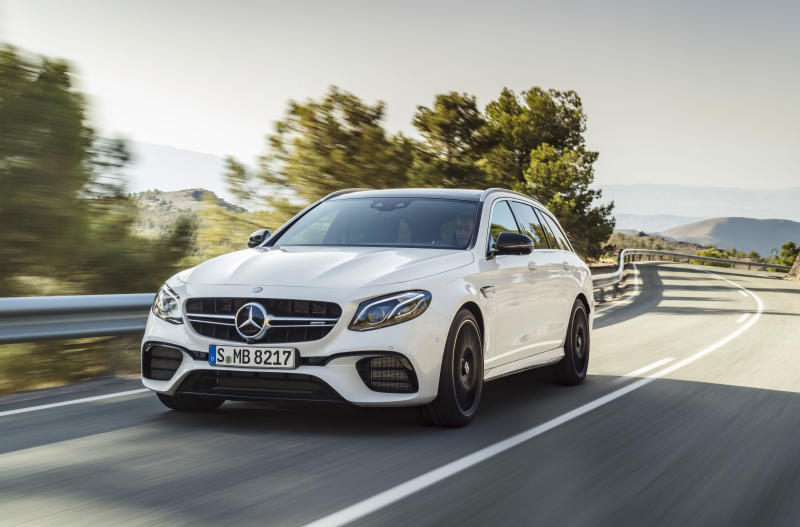Station wagons power up for European market