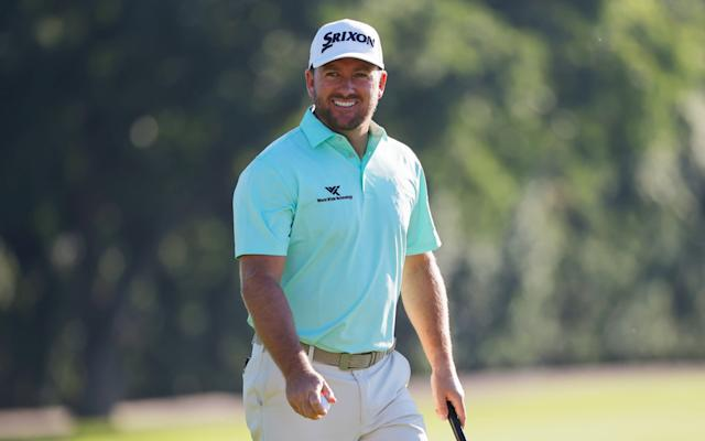 Graeme McDowell - GETTY IMAGES