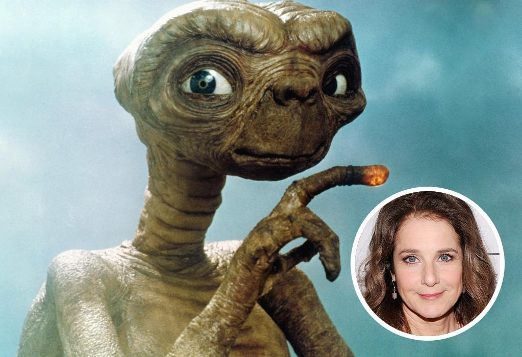 "<b>E.T. </b><br><br>Yes, it is true that an already famous Debra Winger provided the voice for Steven Spielberg's iconic E.T. character in the 1982 megahit film. Winger's voice was used in tandem with that of the late Pat Welsh. Welsh had a small voice role in ""Return of the Jedi"" the next year."