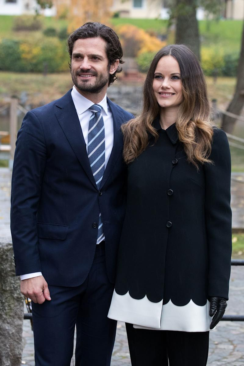 A New Royal Baby: Princess Sofia of Sweden Is Pregnant