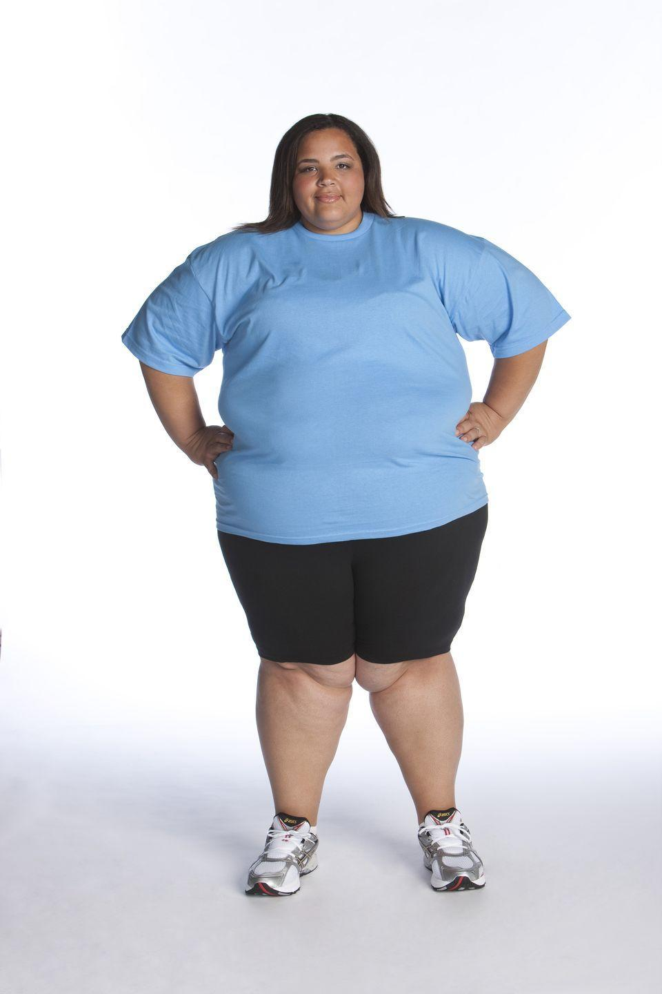 <p>Shay started season 8 as the biggest contestant the show had ever seen. She was 476 pounds at the initial weigh-in.</p>