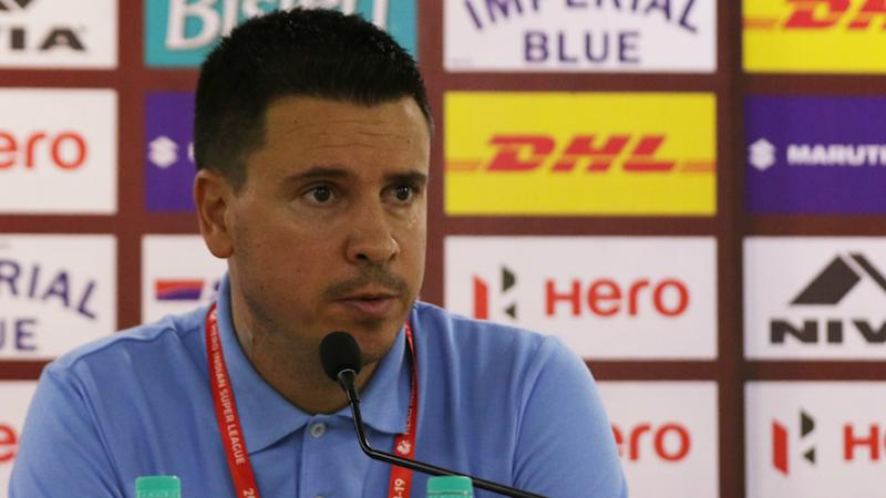 ISL 2018-19: Sergio Lobera - Need to win the league to prove that we are the best
