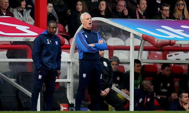 Mick McCarthy has been forced out by spiteful Ipswich fans