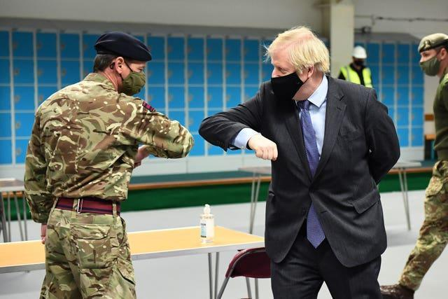 Prime Minister Boris Johnson is reportedly due to consider whether to send the Army in to drive fuel trucks amid a shortage driven by panic buying