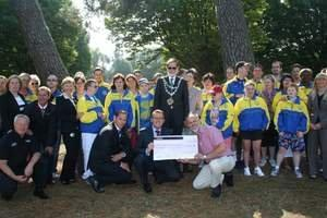 Four-Star Hotel in Bournemouth Cheers on the Special Olympics With Major Donation