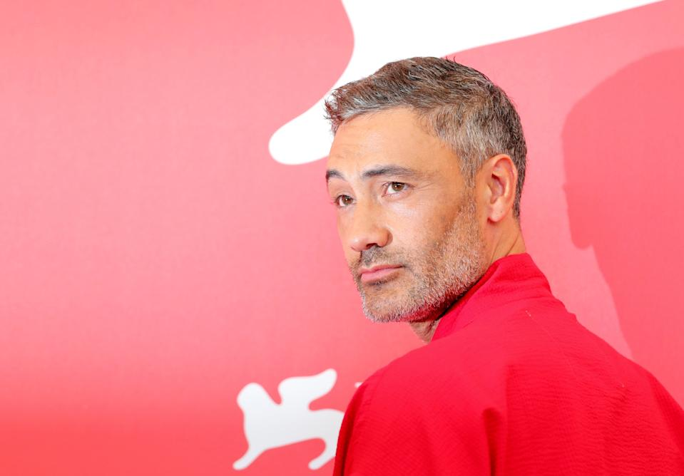 The 75th Venice International Film Festival - Juries photocall - Venice, Italy, August 29, 2018 - Member of the jury for the Venezia 75 Competition Taika Waititi.  REUTERS/Tony Gentile