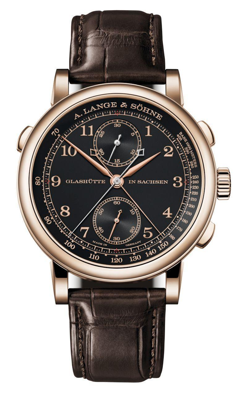 """<p>1815 Rattrapante Honeygold</p><p><a class=""""link rapid-noclick-resp"""" href=""""https://www.alange-soehne.com/en/timepieces/1815-rattrapante-honeygold-homage-to-fa-lange-425050"""" rel=""""nofollow noopener"""" target=""""_blank"""" data-ylk=""""slk:SHOP"""">SHOP</a></p><p>A Lange & Söhne is a connoisseur's watch brand. That's why it uses terms like 'rattrapante', confident that its clientele will know that it refers to a double chronograph that can record multiple time intervals at the same time. Taken from the French for 'catch up', it's a proper horologist's complication, the driving watch equivalent of a 600bhp V8 under the bonnet. And in the skilful hands of A Lange & Söhne, a piece of practical watchmaking becomes pure artistry, courtesy of a gold alloy that's said to be """"considerably harder than platinum"""". We'll take their word for that.</p><p>£103,000; <a href=""""https://www.alange-soehne.com/en/timepieces/1815-rattrapante-honeygold-homage-to-fa-lange-425050"""" rel=""""nofollow noopener"""" target=""""_blank"""" data-ylk=""""slk:alange-soehne.com"""" class=""""link rapid-noclick-resp"""">alange-soehne.com</a></p>"""