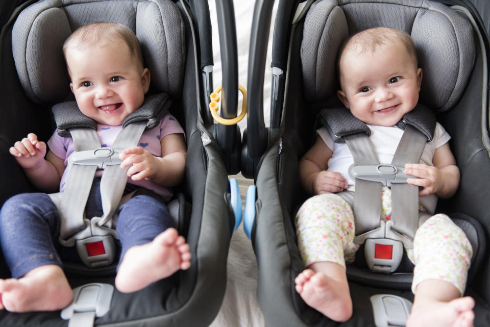 The car seat safety mistake most parents are making [Photo: Getty]
