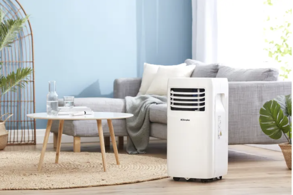 Dimplex 2.56kW Portable Air Conditioner with Dehumidifier