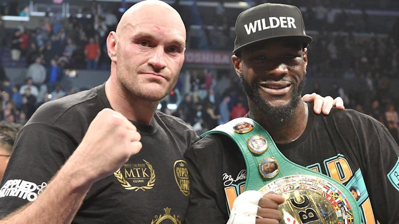 Deontay Wilder rematch with Tyson Fury officially set for February 22
