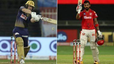 Kolkata Knight Riders vs Kings XI Punjab, IPL 2020 Toss Report and Playing XI Update: Teams Unchanged As KL Rahul Elects To Bowl First
