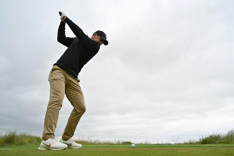 The British Open returns for the first time in two years at Royal St. George's on Thursday
