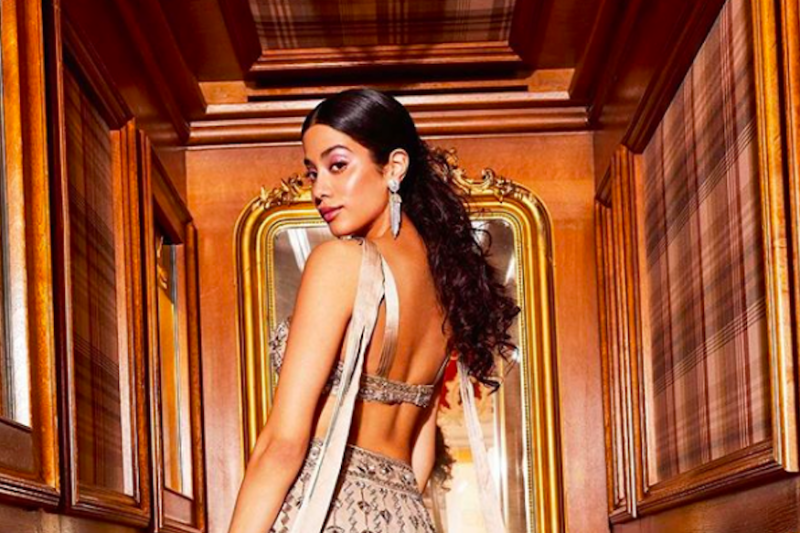Janhvi Kapoor is Every New-age Bride's Dream in Latest Photoshoot. See Pics, Video