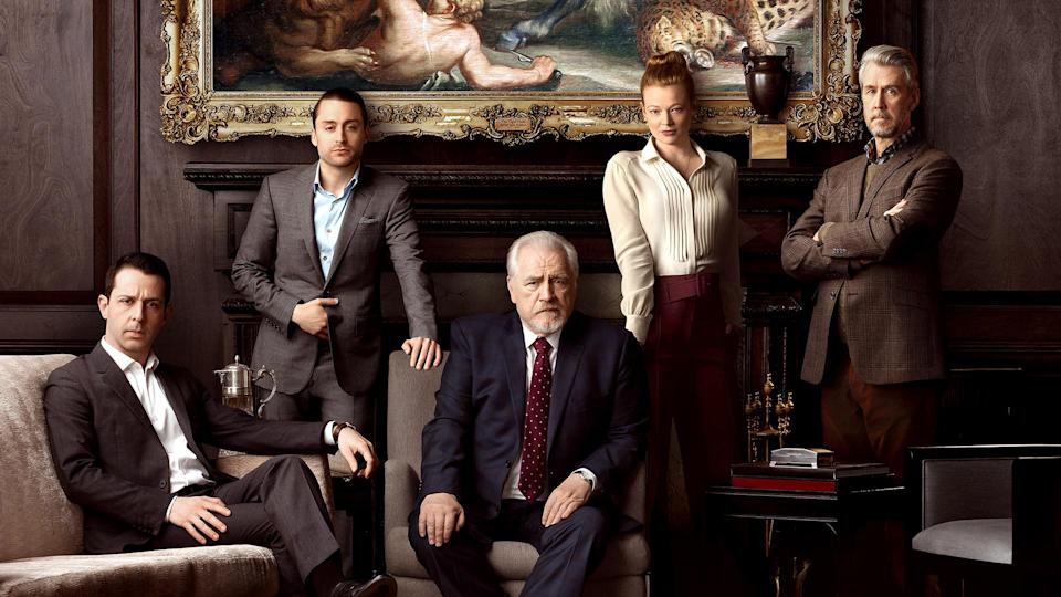 On <em>Succession</em>, likeable characters, and the scope of a series (HBO)